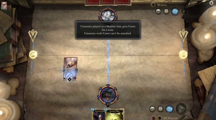 Elder Scrolls Legends Shadow Lane