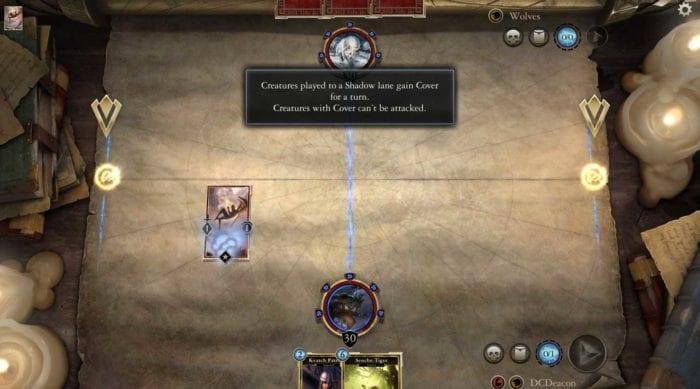 Elder Scrolls Legends, Shadow Lane