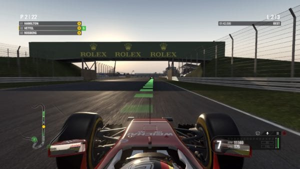 F1 2016, review, ps4