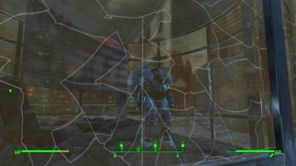 Fallout 4, Nuka-World, power armor