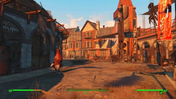 Fallout 4's final add-on Nuka-World now available