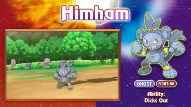 HimHam Pokemon