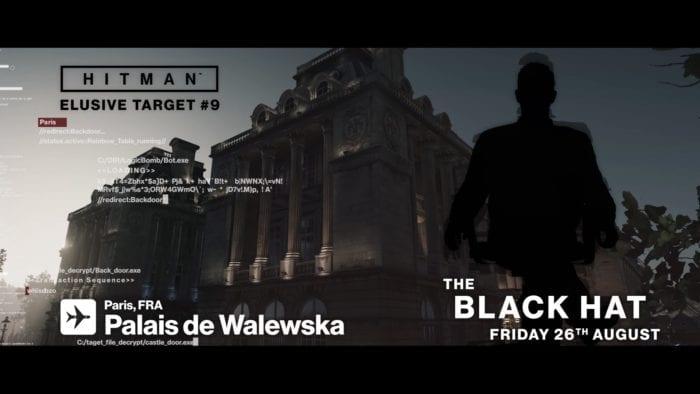 Hitman The Black Hat