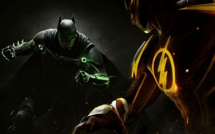 injustice 2, pc