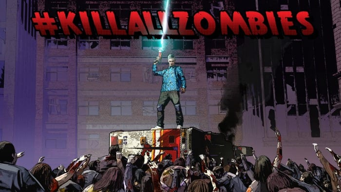 #KillAllZombiesLogo