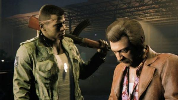 Mafia III, Thomas Burke, trailer