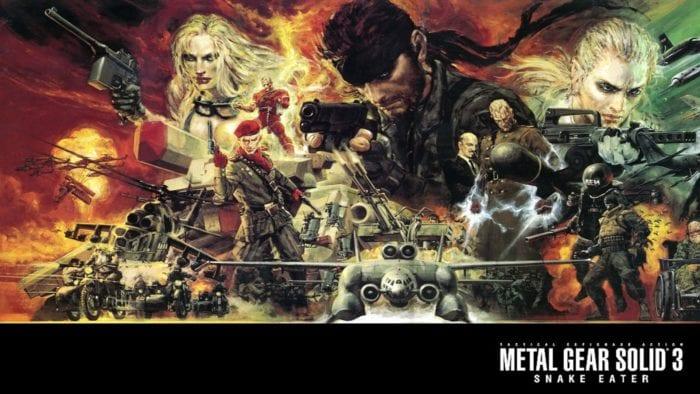 Metal Gear Solid 3