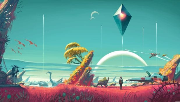 No Man's Sky by 65daysofstatic