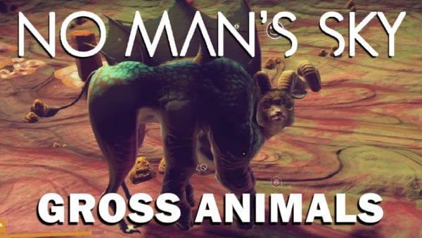 No Man's Sky Gameplay