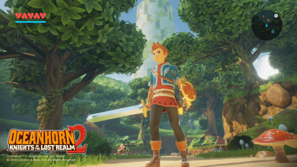 Oceanhorn 2 Knights of the Lost Realm