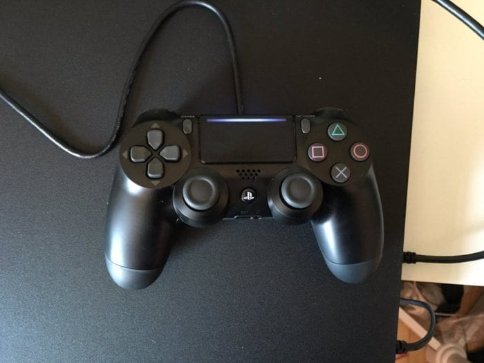 PlayStation 4 Slim Controller Updates