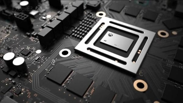 microsoft, scorpio, resolutions, 2017