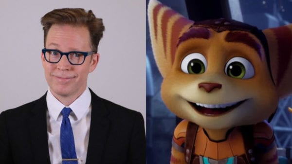 Ratchet and Clank, voice acting