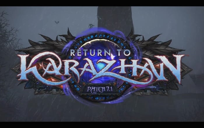 World of Warcraft: Legion Return to Karazhan
