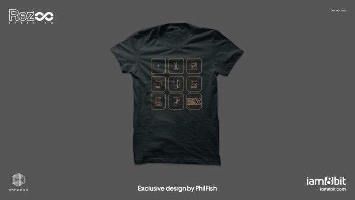 Rez Infinite T-shirt Phil Fish