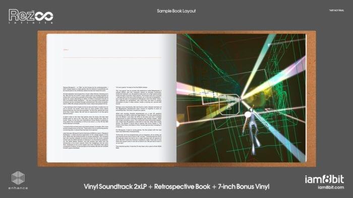 Rez Infinte Vinyl Book 3