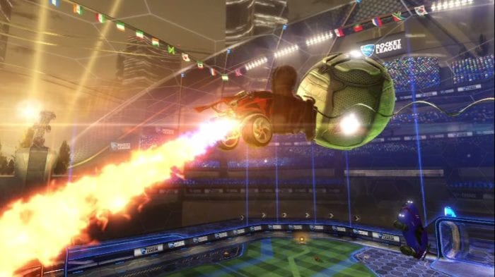 Psyonix Announces Rocket League Rumble Mode, Will Arrive Next Month