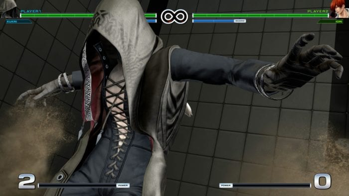 The King of Fighters XIV Kukri