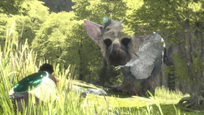 The Last Guardian Trailer Is Being Shown in US Theaters