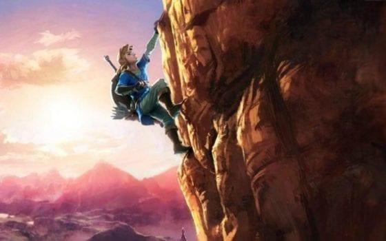 The Legend of Zelda: Breath of the Wild - TBA (Switch, Wii U)