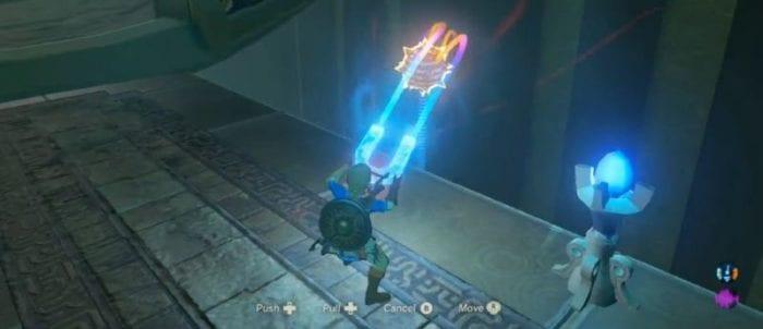 The Legend of Zelda Breath of the Wild Magnesis