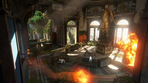 Uncharted 4 Multiplayer New Devon