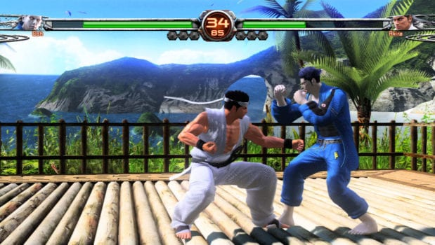15. Virtua Fighter 5
