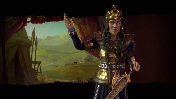 Civilization VI Scythia