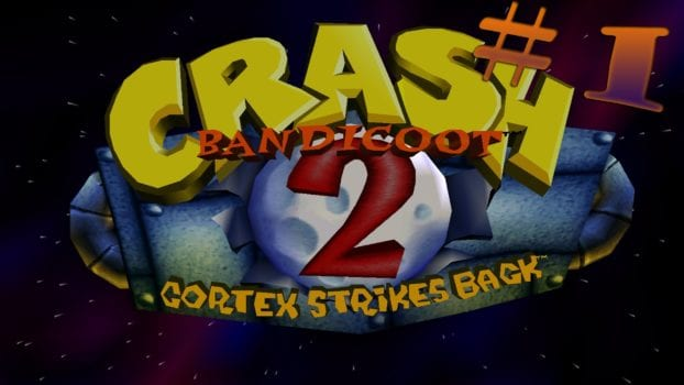 4 - Crash Bandicoot 2: Cortex Strikes Back