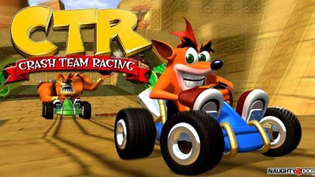 9 - Crash Team Racing