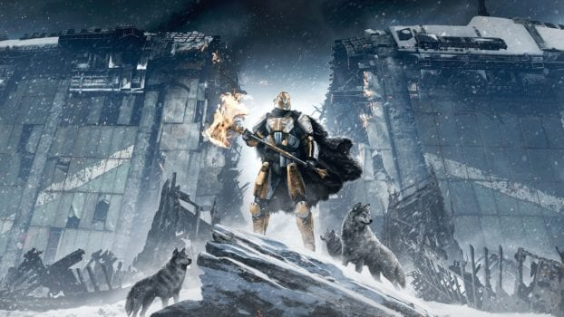 Destiny: Rise of Iron by Michael Salvatori, Skye Lewin, C. Paul Johnson, and Rotem Moav