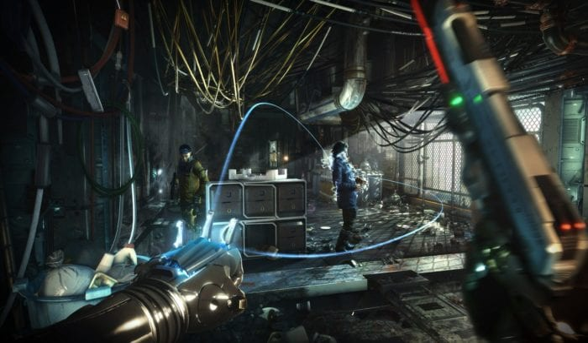 Deus Ex Augmentations