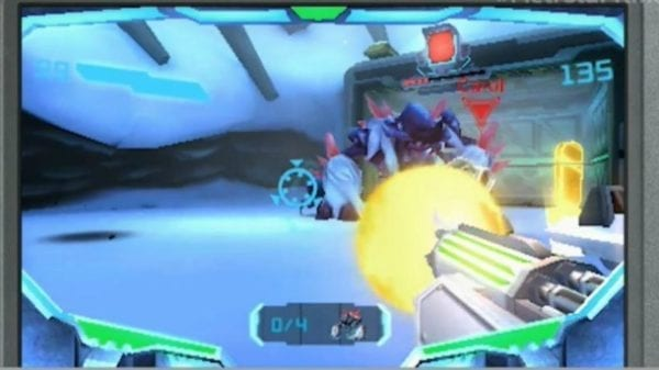 Metroid Prime Federation Force Excelcion