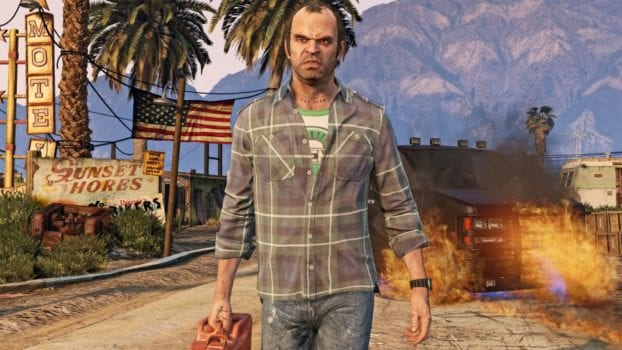 Grand Theft Auto V — $20