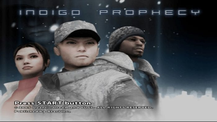 indigo prophecy remastered