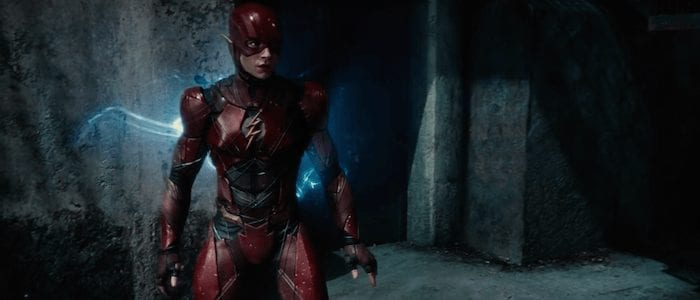 The Flash in Justice League