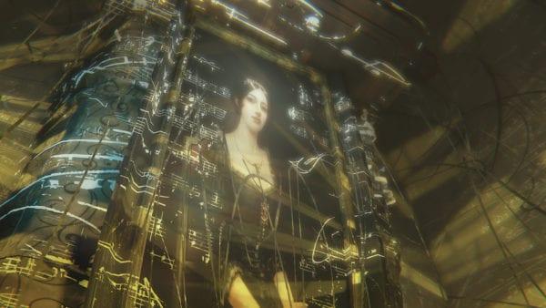 Layers of Fear Inheritance Portrait