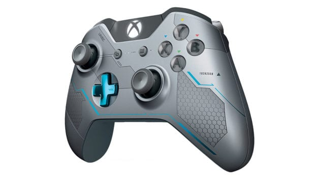 Halo 5 Locke Xbox One Controller