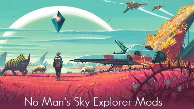 Explorer Mod