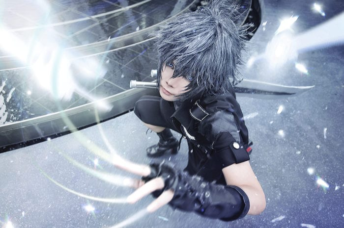 noctis, cosplay, ff xv