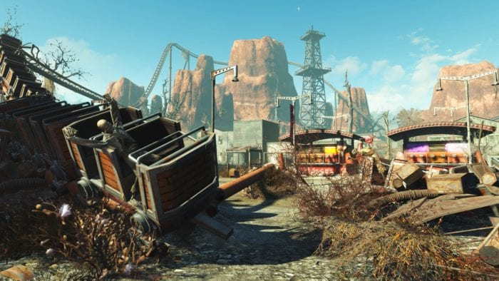 fallout 4, nuka-world