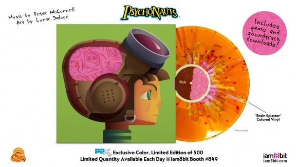 psychonauts vinyl