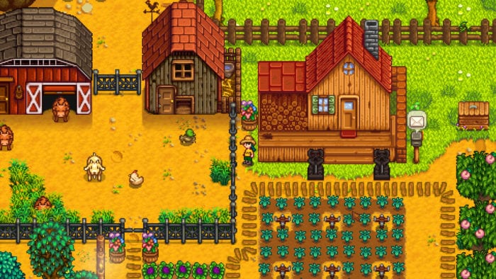 Switch: 'Stardew Valley' Release Date Being Finalized