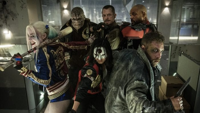 suicide squad, task force x, review, movie, film, bad, good