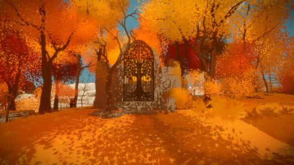 the witness xbox one