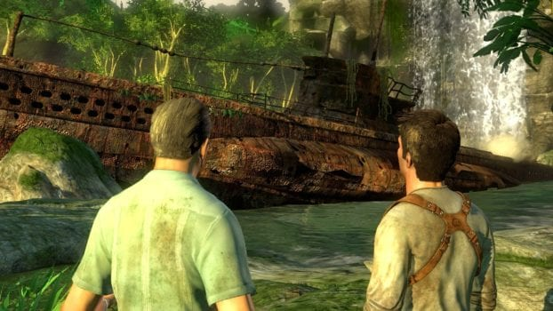 12 - Uncharted: Drake's Fortune