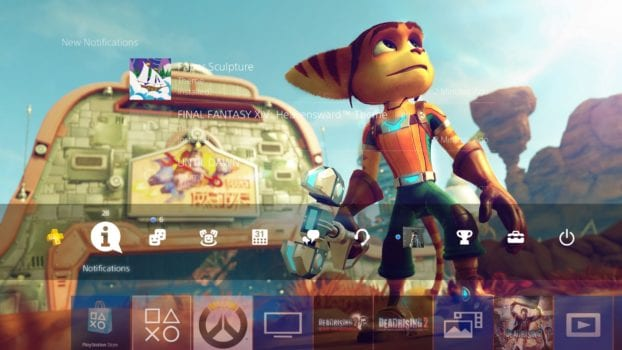 Ratchet and Clank Promo Theme