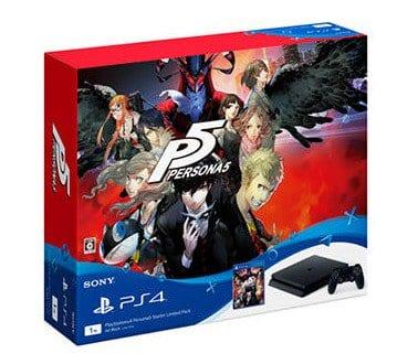 PS4 Slim Persona 5