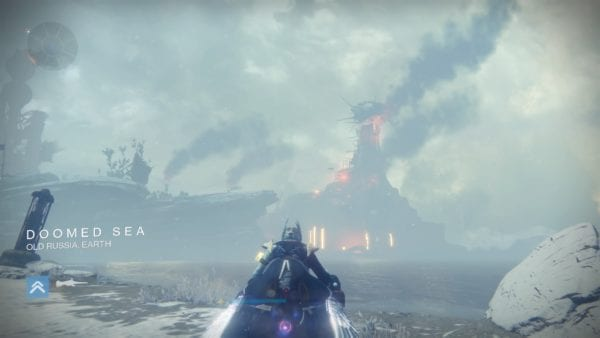 destiny doomed sea