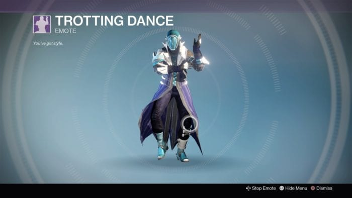 Destiny Dance Gif: All The New Destiny: Rise Of Iron Emotes And Prices